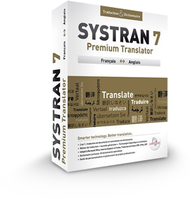 SYSTRAN 7 Premium Translator English World Pack