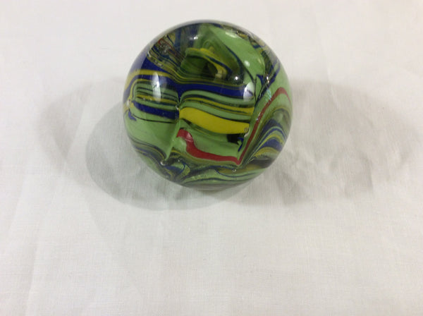 Handblown paperweight