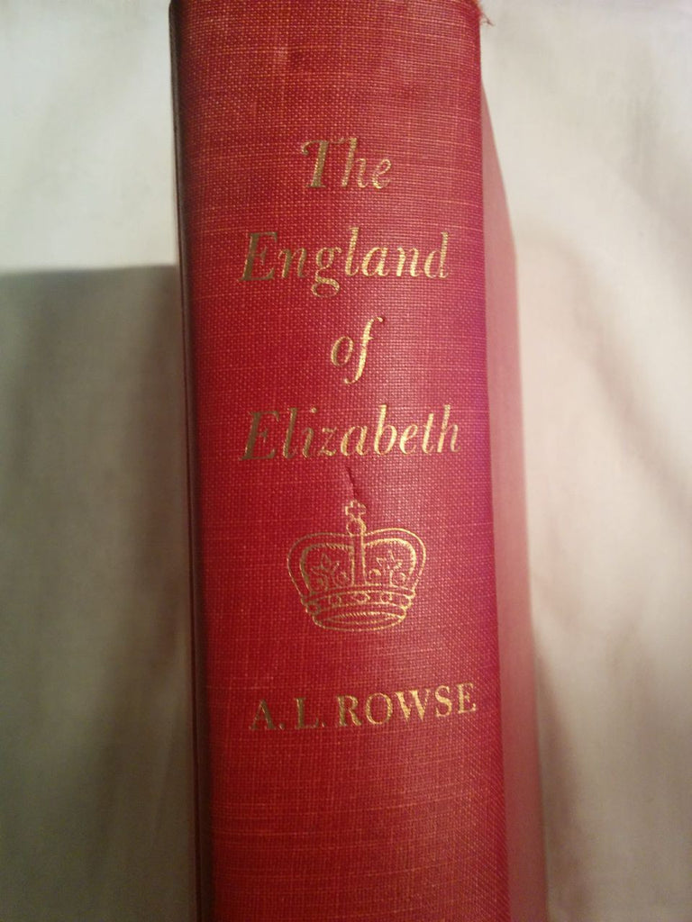 The England of Elizabeth. The Structure of Society