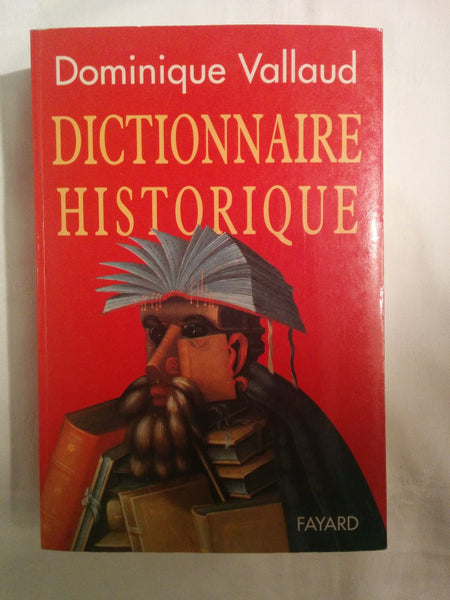 Dictionnaire Historique (French Language)