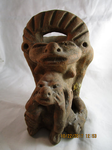 Pre-Columbian Mexican Votive Figure