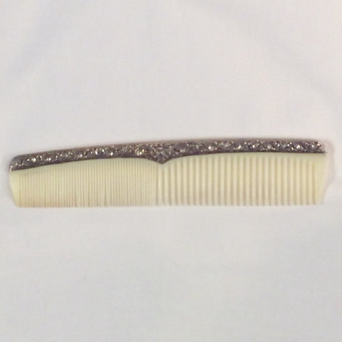 Silver Palted Comb