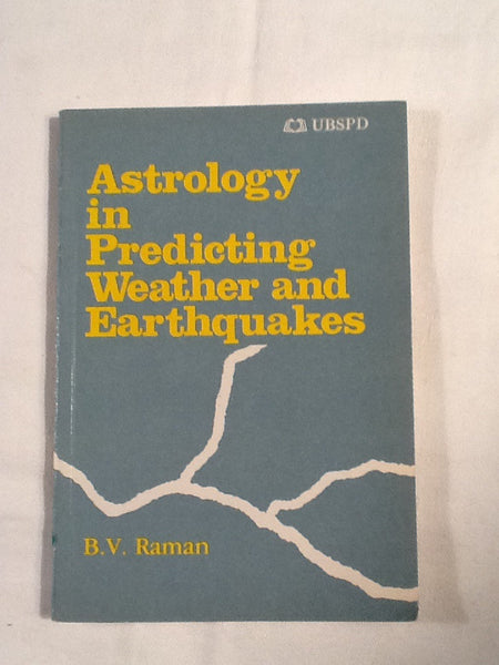 Astrology in Predicting Weather and Earthquakes