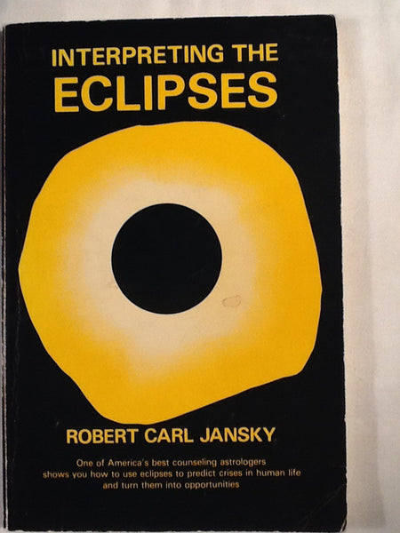 Interpreting the Eclipses