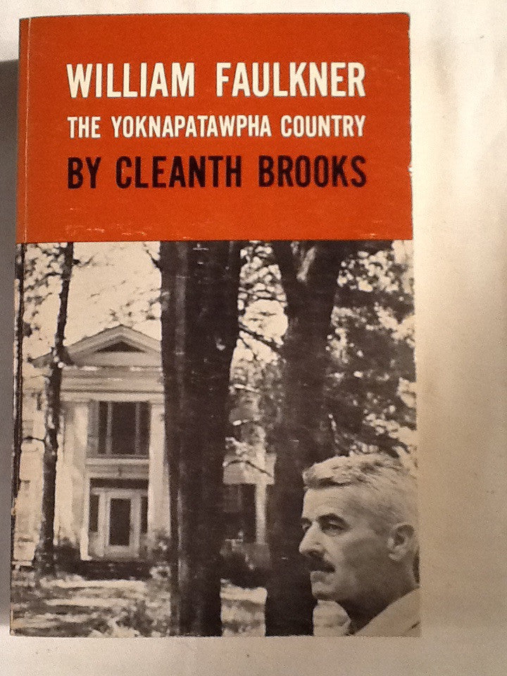 William Faulkner - The Yoknapatawpha Country