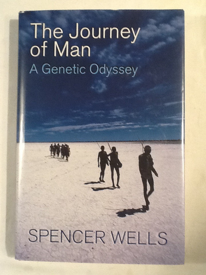 The Journey of Man.  A Genetic Odyssey