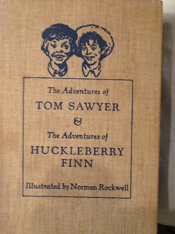 The Adventures of Tom Sawyer &The Adventures of Huckleberry Finn