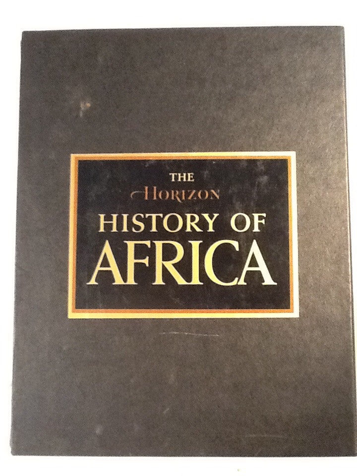 The Horizon History of Africa