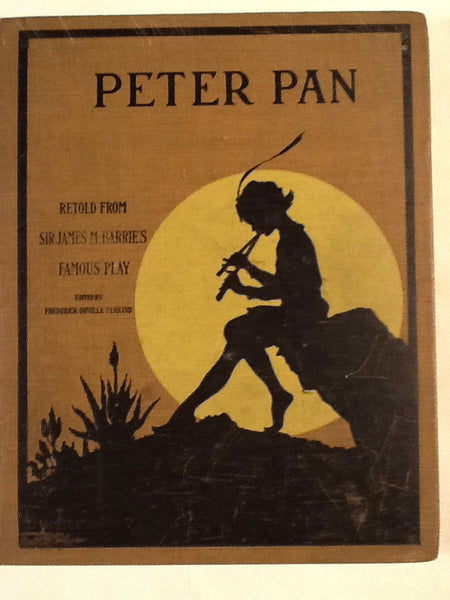 Peter Pan, The boy who would never grow up to be a man