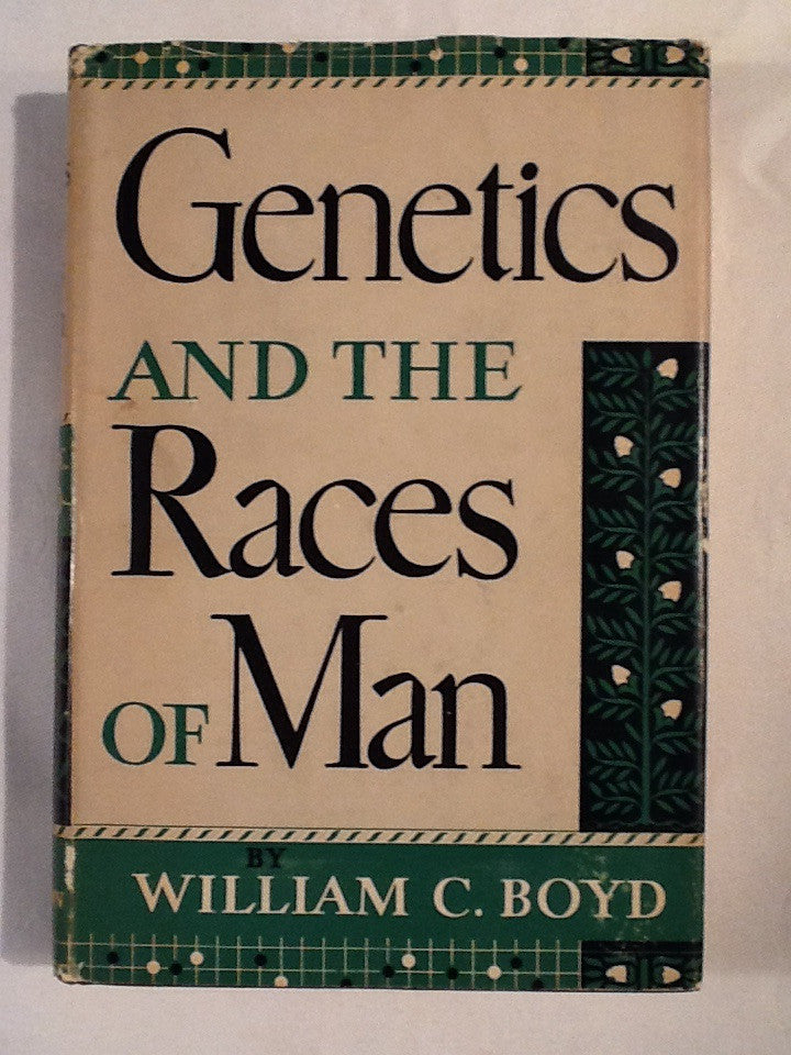 Genetics and the Races of Man