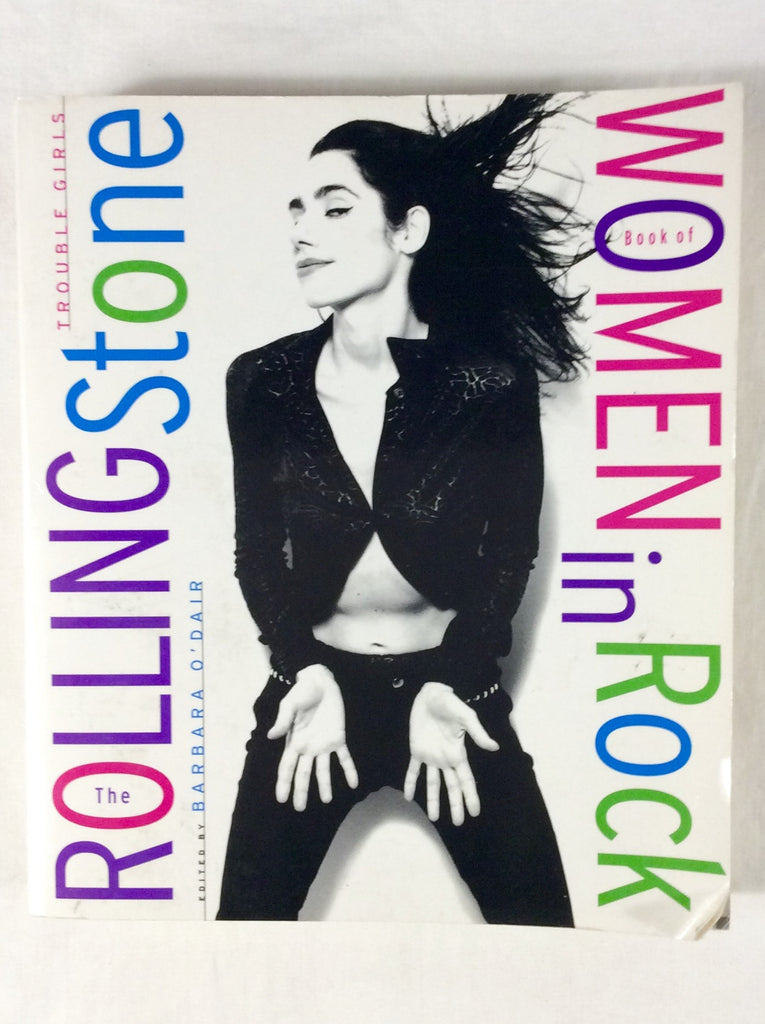 The Rolling Stone Book of Women in Rock