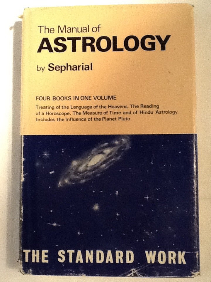 The Manual of Astrology