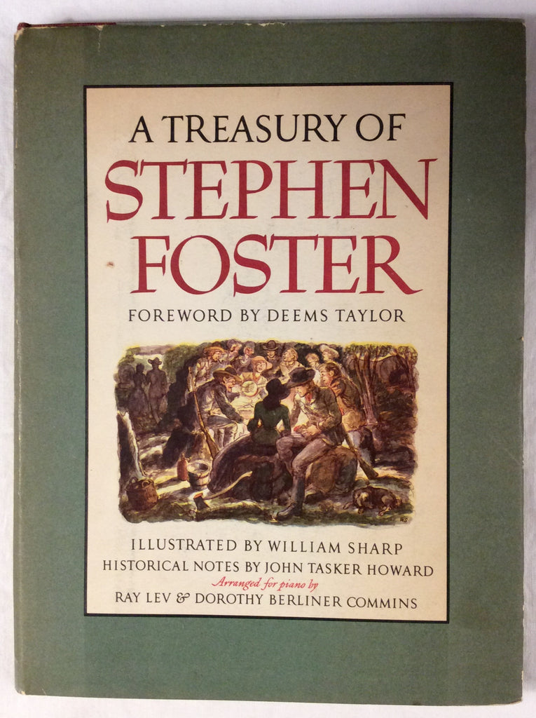A Treasury of Stephen Foster