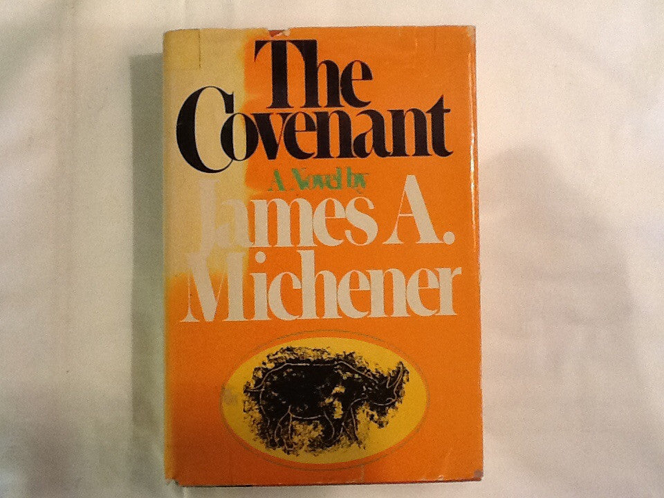 The Covenant, A Novel