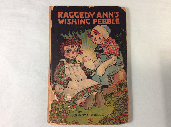 Raggedy Ann's Wishing Pebble