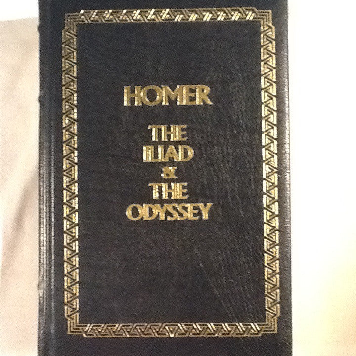 Homer: The Iliad & The Odyssey