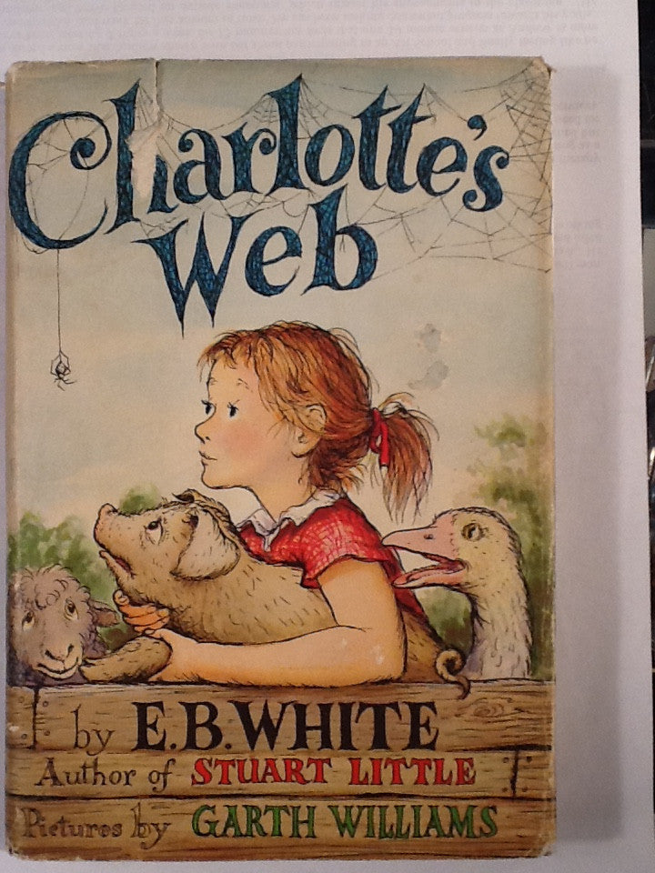Charlotte's Web (with dust jacket)