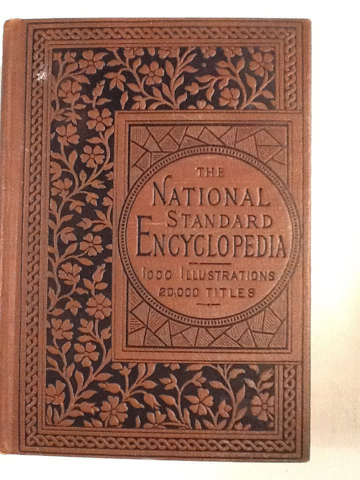 The National Standard Encyclopedia 1000 Illustrations, 20,000 titles