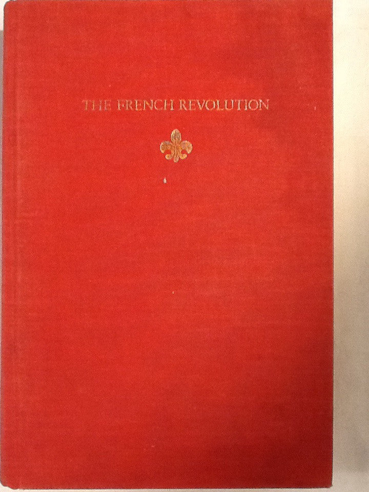 The French Revolution Volume II. The Wind from America