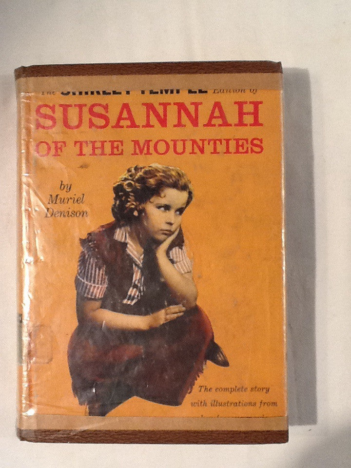 Susanna of the Mounties: The Shirley Temple edition