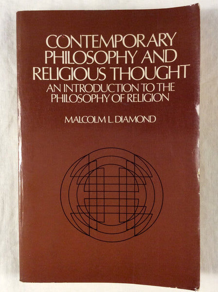 Contemporary Philosophy and Religious Thought
