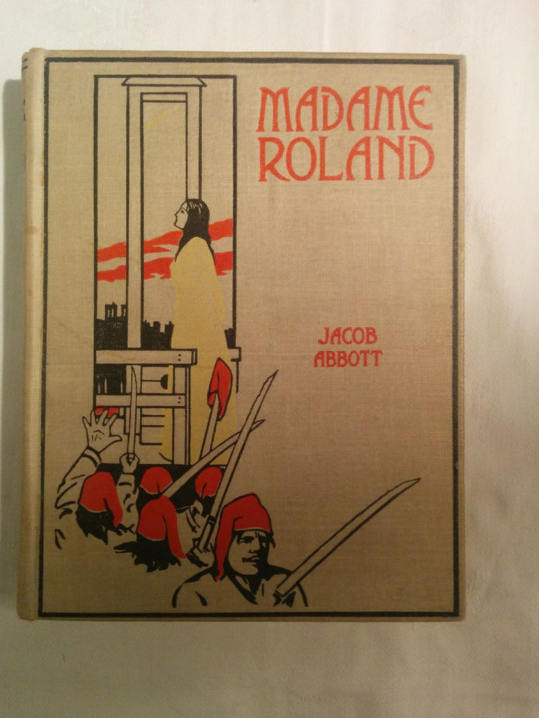 History of Madame Roland
