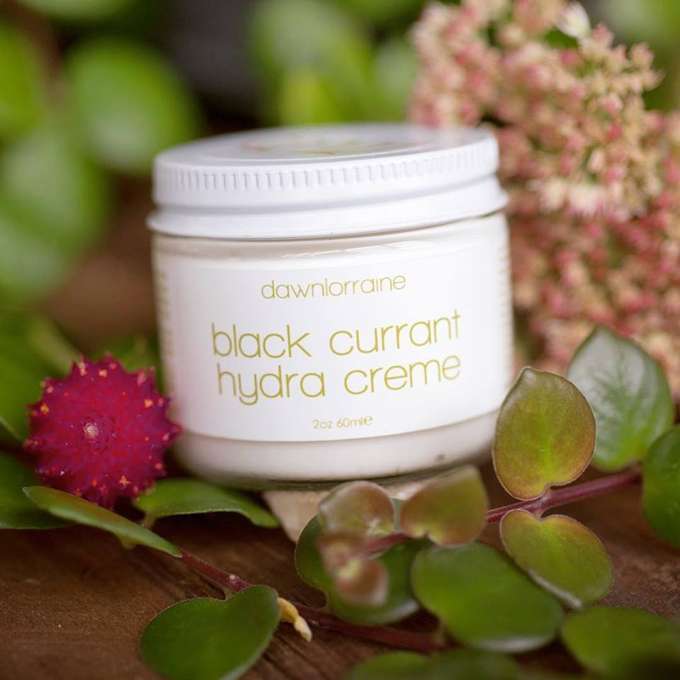 OUR BLACK CURRANT HYDRA CREME WINS!