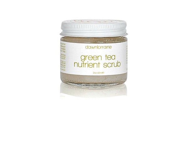 GREEN TEA NUTRIENT SCRUB