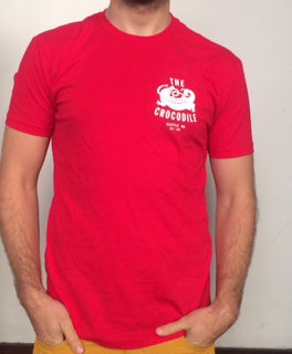 Red short sleeve Tee