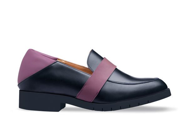 Stripe Loafer Athena
