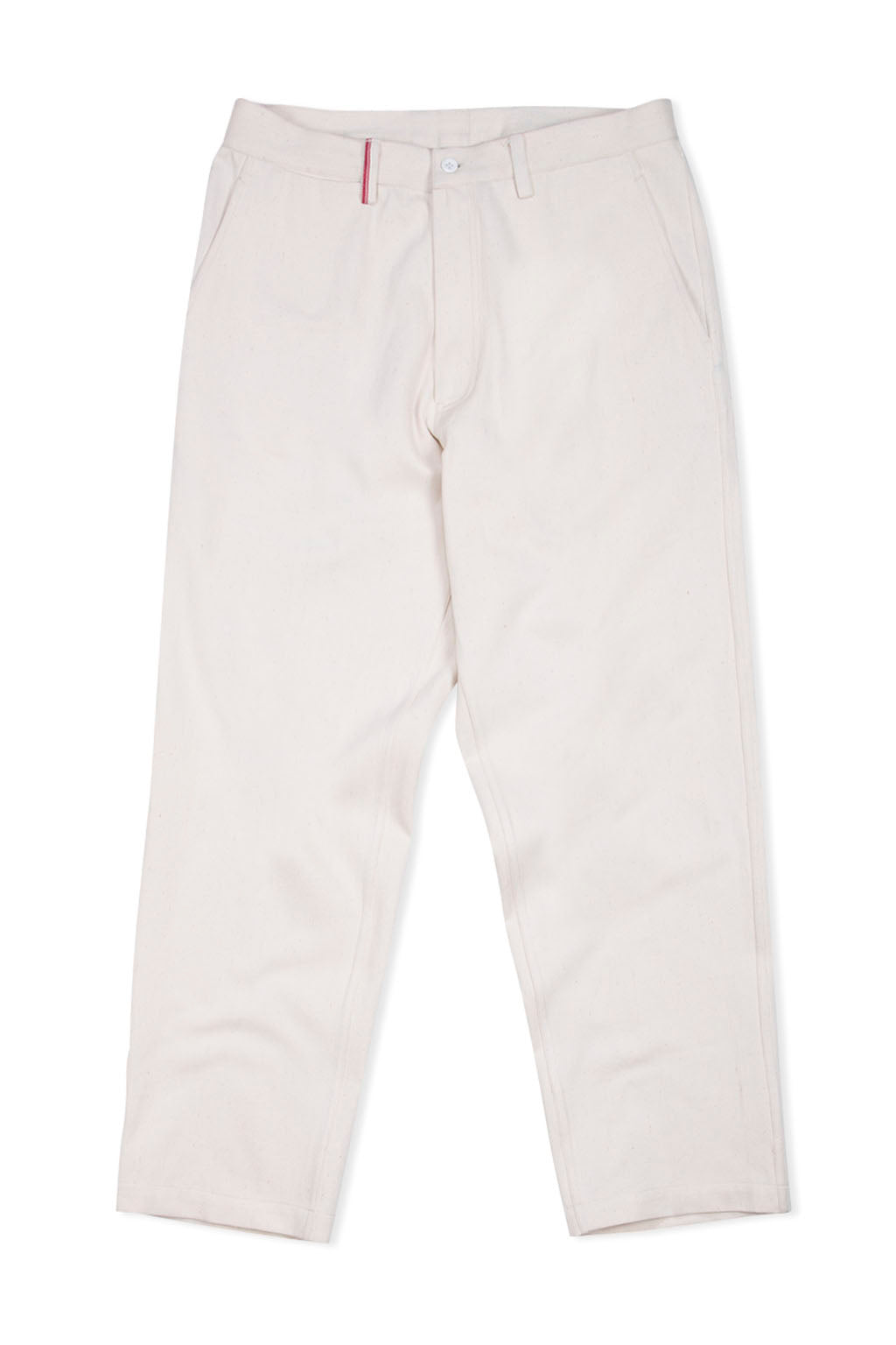 KARDO Thomas Heavy Weight Denim Trouser, Natural