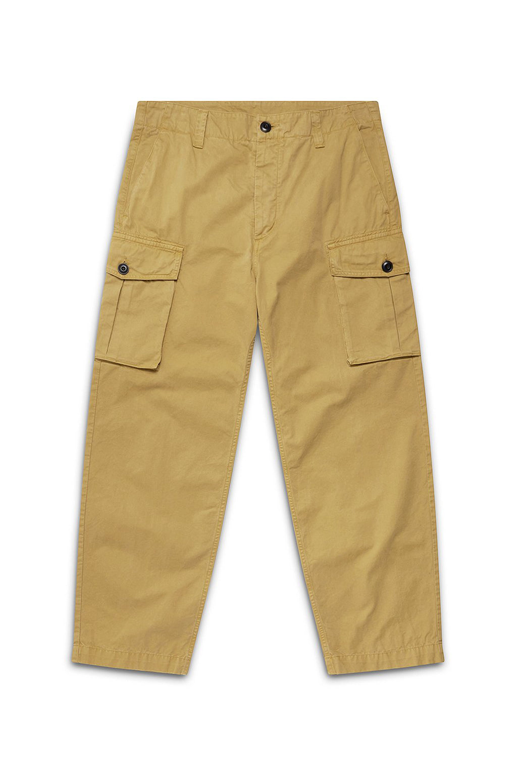 ALBAM Loose Fitting Combat Trouser, Dijon