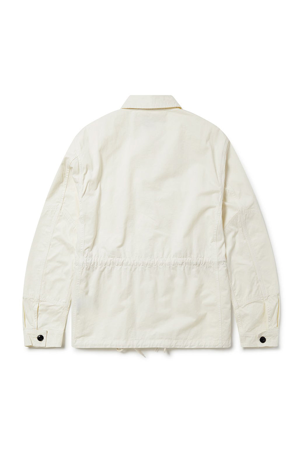 ALBAM Military Field Jacket, Ecru