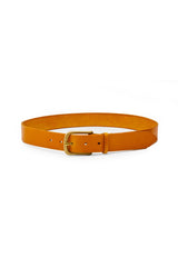 "MAXIMUM HENRY Standard Belt - Wide (1.25"") Light Brown"