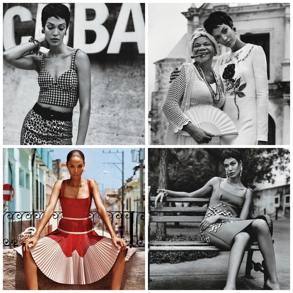 Picture Perfect: Joan Smalls in Havana