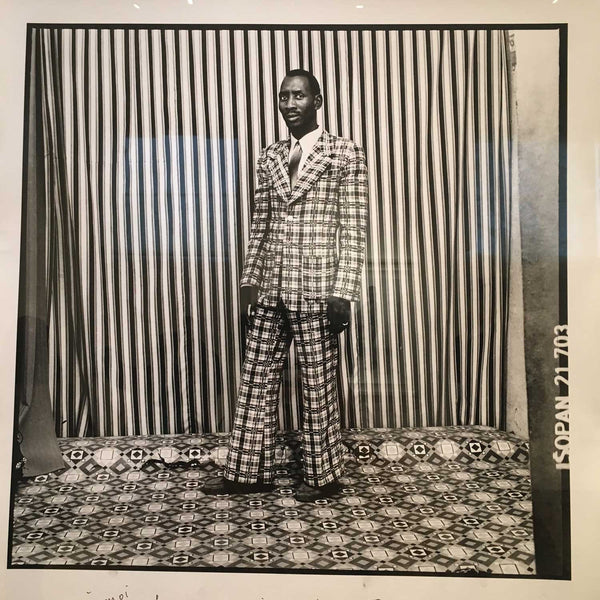 Malick Sidibe Exhibition - London