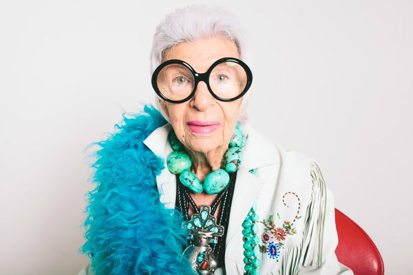 Style Muse: 5 reasons why Iris Apfel is forever our style bae