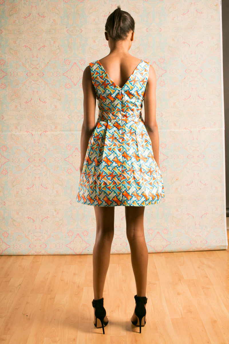 Sienna Candy Dress