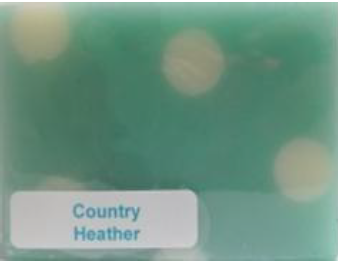 Country Heather Soap