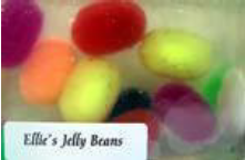 Ellie€™s Jelly Beans Soap