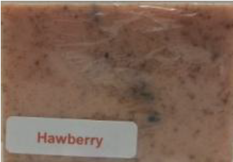 Hawberry Soap