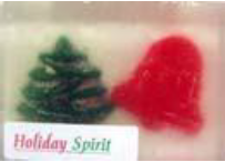 Holiday Spirit Soap