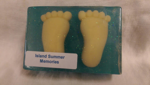 Island Summer Memories Soap