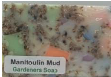 Manitoulin Mud Soap