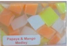 Papaya and Mango Soap