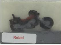 Rebel Soap