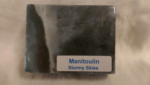 Manitoulin Stormy Skies Soap
