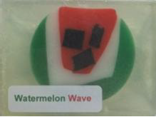 Watermelon Wave Soap