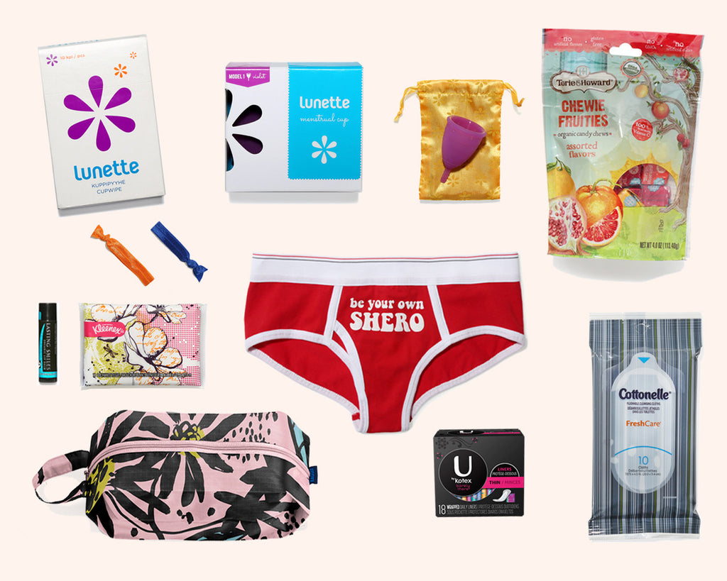 Menstrual Cup Kit
