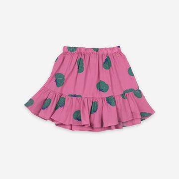 TOMATOES RUFFLE MINI SKIRT
